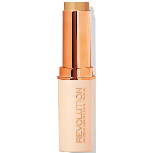 MAKEUP REVOLUTION ЛИЦО ТОНАЛЬНАЯ ОСНОВА FAST BASE STICK FOUNDATION F1